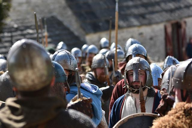 Den skandinaviska vikingakulturen